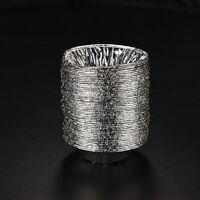 Feuille D'Aluminium Jetable 50X Cuisson Oeuf De Gâteau Muffin Tartes Mo FE