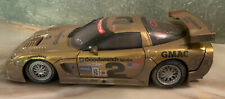 Action 2001 GM Goodwrench Corvette C5R.  1:18 Die-cast