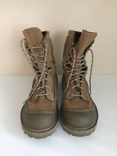 Bates Men's military boots w/ Vibram sole US size 13 XW (Extra Wide)