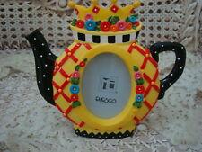 Mary Engelbreit Adorable Teapot Photo Frame *New Store Stock*