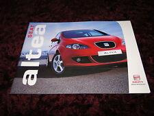 Seat Altea Brochure 2006 - 10/05 Issue