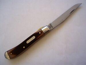 SCHRADE USA 194OT LINER LOCK OLD TIMER KNIFE