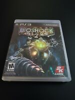 Bioshock 2 Black Label II Sony Playstation 3 PS3 LN perfect condition COMPLETE