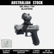 Toy Pistol Gel Ball Blaster Water Gun Glock G18 100% AU Stock IN-STOCK