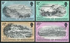 Guernsey 236-239,MI 241-244,MNH.Jethou,Fermain Bay, Terres, St. Pierre Port,1982