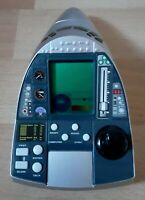 Ryo British Airways BV1 Flight Simulator Electronic Handheld LCD Game - Sliver