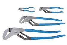 Channellock Aviation Automotive Mechanic Plumber Tradesman Pliers Set Multi Grip