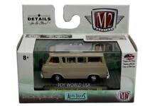 M2 Machines AUTO TRUCKS 1965 Ford Econoline Camper Van R38 16-23