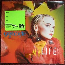 """1997 SPORE - GIGABYTE - IT'S MY LIFE - 5 MIX NEW WAVE 12"""" VINYL RECORD EP! NMINT"""
