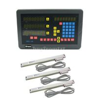 3 Axis Digital Readout +3  Linear Scales Complete DRO kit for Mill Machine buy