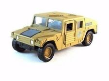 MILITARY HUMMER , ARMOR SQUAD IDF, WELLY 1:38 DIECAST CAR COLLECTOR'S MODEL,NEW
