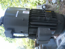 BALDOR ELECTRIC MOTOR SURPLUS IDM2334T, 20HP, 256TC/FT 1765RPM