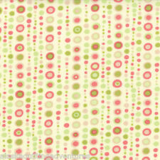 Moda Fabric ~ Chance Of Flowers ~ by Sandy Gervais (17765 11) Rose - by 1/2 yard