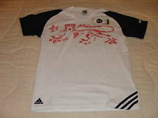 Team England 2010 World Cup Soccer T Shirt Adidas XL