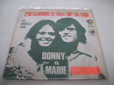 """Donny & Marie Osmond - I'm Leaving it all up to you  7"""" 45 VINYL 1974"""
