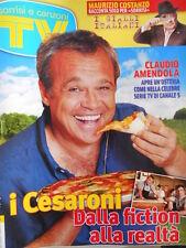 TV Sorrisi e Canzoni n°27 2010 Paola Ferrari Elvis Presley Gigi D'Alessio [D22]