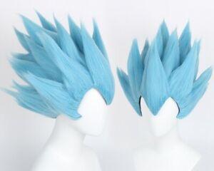 Dragon Ball Vegeta Cosplay Wig