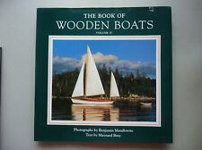 The Book of Wooden Boats II von 1992 Holzboote