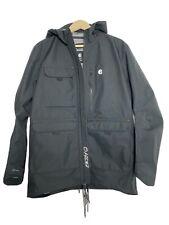 Hurley X Carhartt Phantom Defender Waterproof Jacket Mens Cj0076 010 Small