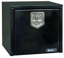 "Buyers Black Steel 16"" X 14"" X 18"" Underbody ToolBox - 1703330"