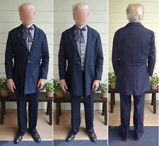 Civil War Reenactment Men's Suit, Custom Made and Hand-Sewn in Gettysburg