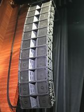 JBL 4888 Vertec 22 Top Box, 12 Sub, Crown Amp Turnkey System
