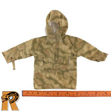 Ludwig Braus - German Camo Smock w/ Face Net - 1/6 Scale - Dragon Action Figures