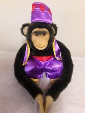 Ruhof Genie in a Bottle Monkey Hand Puppet