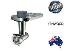 NEW - Kenwood Chef and Major AT950A Meat Mincer Sausage Grinder Attachment