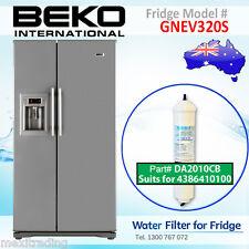 GNEV320S Beko Fridge Compatible In-line External Water Filter Suits 4386410100