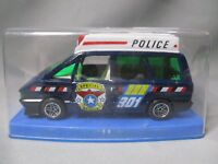 AH793 GUISVAL 1/43 RENAULT ESPACE SPECIAL BRIGADE POLICE 301 Ref 09006 IN BOX