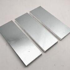 "New listing 1"" thick Precision Cast Aluminum Plate 6.125"" x 19"" Long Qty 3 sku151353"