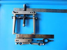 USED , SNAP ON GEAR PULLER SET, TWO SETS OF JAWS