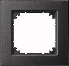 Merten System M anthrazit, Rahmen 1-fach M-PLAN 486114