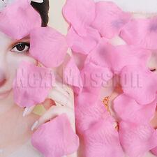 1000 Silk Rose Petals Confetti Flowers Engagemen Wedding Celebration Decorations