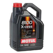 MOTUL 8100 X-cess Motoröl �–l 5W-40 5W40 BMW LL-01 VW 502.00/505.00 - 5L 5 Liter
