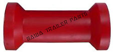 4 1/2'' Keel Rollers 17mm Bore Red color!  ! Trailer Parts ! Boat Trailer Parts