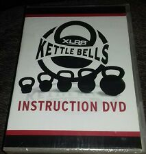 dvd new sealed Russian kettle bell training  fitness  instructional