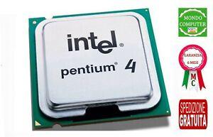 PROCESSORE SOCKET LGA 775 INTEL PENTIUM 4  650 _3.40 GHz  800 MHZ FSB L2 2MB