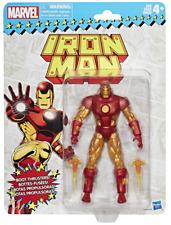 "*** IRON MAN *** MARVEL LEGENDS SUPER HEROES, Vintage/Retro 6"" Toybiz"