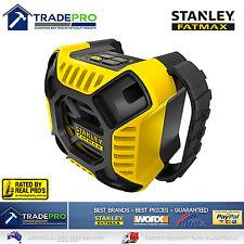 Stanley® Fatmax 18V Bluetooth Speaker Job Site Bass FMC772B-XE Bare *Not V20