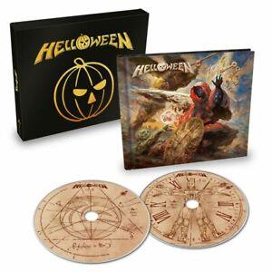 HELLOWEEN-Helloween - 2 CDS-PRE ORDER/RESERVA 18 DE JUNIO 2021-GAMMA RAY-ANDI