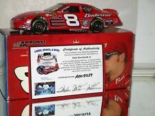 2004 Dale Earnhardt Jr #8 BUDWEISER AUTOGRAPHED RCCA CLUB Car W/COA must have