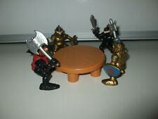 Fisher Price Great Adventures Knights of the Round Table PLAYSET