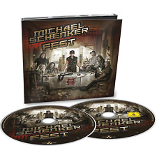 Michael Schenker Fest - Resurrection CD/DVD Deluxe Now Available