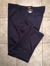 WEATHERPROOF * Mens Navy Casual Pants * Size 40 x 30 * NEW WITH TAGS