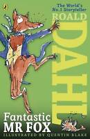 Fantastic Mr Fox, Dahl, Roald , Acceptable | Fast Delivery
