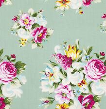 Jennifer Paganelli Sis Boom Circa Lindsey Fabric in Green PWJP071 100% Cotton