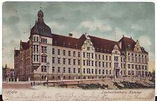Germany AK Halle - Landhaus Kammer 1907 postcard