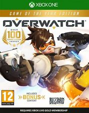 Overwatch - Goty Game of the Year Edition - NEW XBOX ONE- Super Fast Delivery